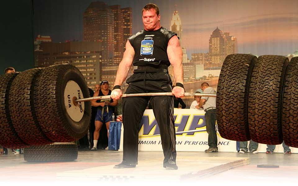 Derek Poundstone - Strongman.orgDerek Poundstone Strongman