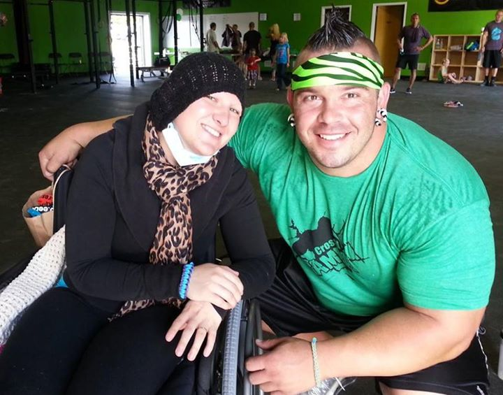 Mike Jenkins dies age 31 - Strongman.org