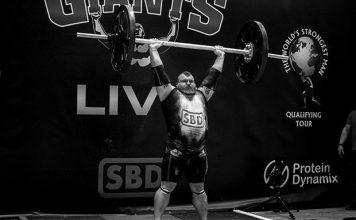 Axle Press - Strongman org