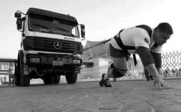 Truck Pull - Strongman org